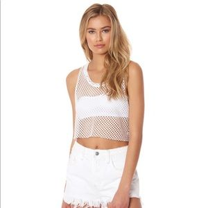 LF netting crop tank